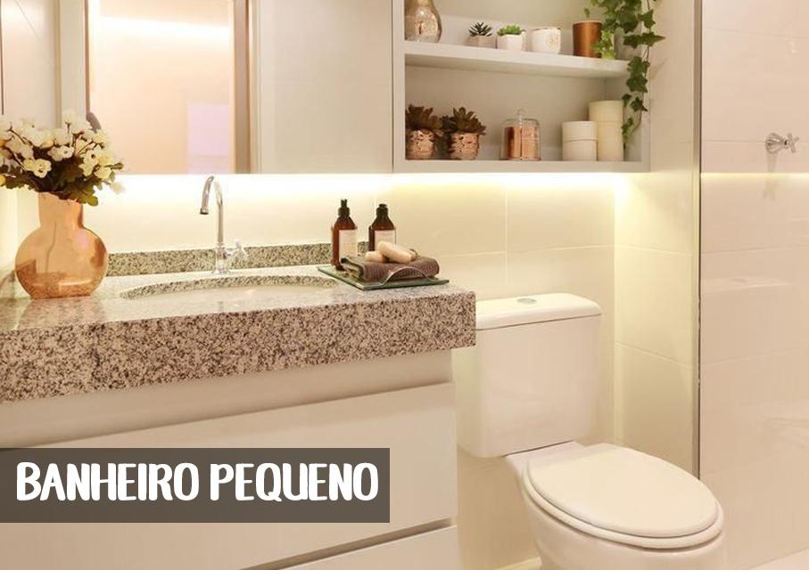 Banheiro Pequeno Dicas E Truques Para A Decoração Móveis